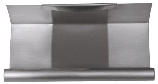Aluminium Rinnen-Dilation kasten 400