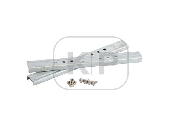 Edelstahl-Laufrostverbinder