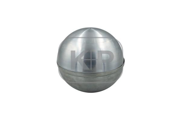 Zink-Kugel Ø 50 mm ohne Wulst