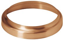 Kupfer-Standrohrkappe 60/102