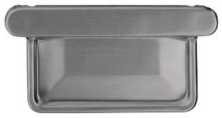 Aluminium-Vorboden kasten 333 links/rechts