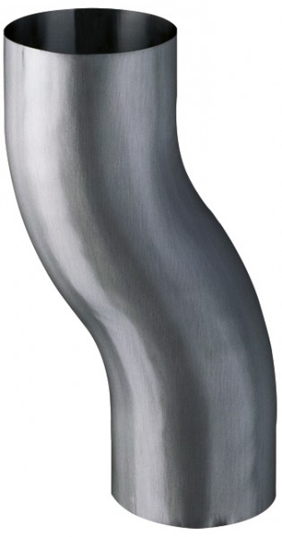 Zink Sockelknie Ø100/60mm