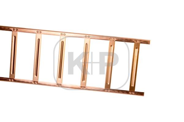Kupfer-Schneefanggitter 15x2/200/3000