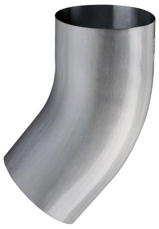 Aluminium Fallrohrbogen Ø120/40°