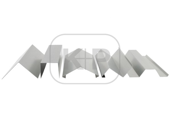 Zink-Profil 0.70/100/3000/3 K.