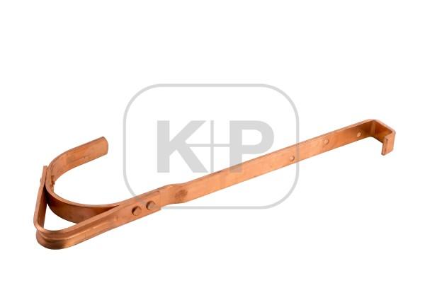 Kupfer-Sicherheitsdachhaken 30x6 zum Einhängen