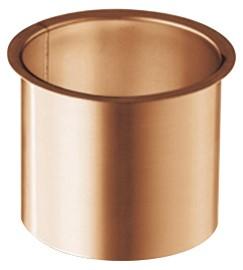 Kupfer-Lötstutzen kasten Ø 150